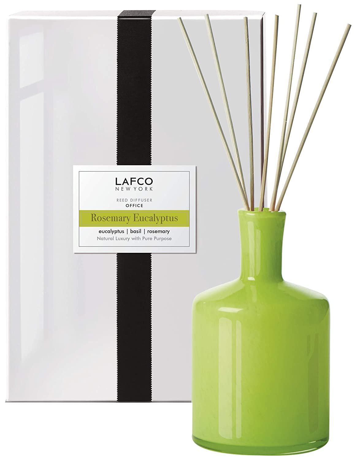 LAFCO Reed Diffuser, Office Rosemary Eucalyptus, 15 Fl Oz