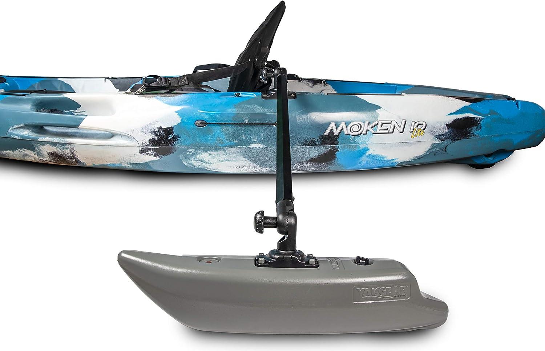 OTOTEC 8X Universel 2-en-1 Kayak Cano/ë Bateau Spiral Bed Plug Emp/êchez Fuite dair Remplacement Lit Gonflable Valve de Vis avec Bouchon en Spirale
