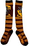 Harry Potter Juniors Knee High Socks (Gryffindor Maroon/Gold) 9-11