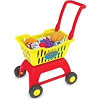 The Learning Journey Play & Learn - Shopping Cart - Toddler Toys & Gifts for Boys & Girls Ages 3 Years and Up, Multi