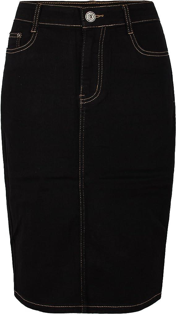 Jeans Strech Minirock