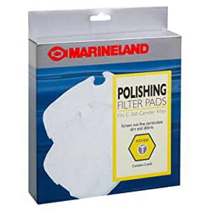 Marineland Polishing Filter Pads