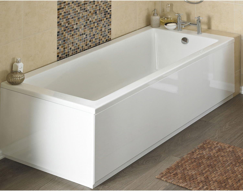 Premier BPR105 Athena Bath Panels, Gloss White, 1700mm
