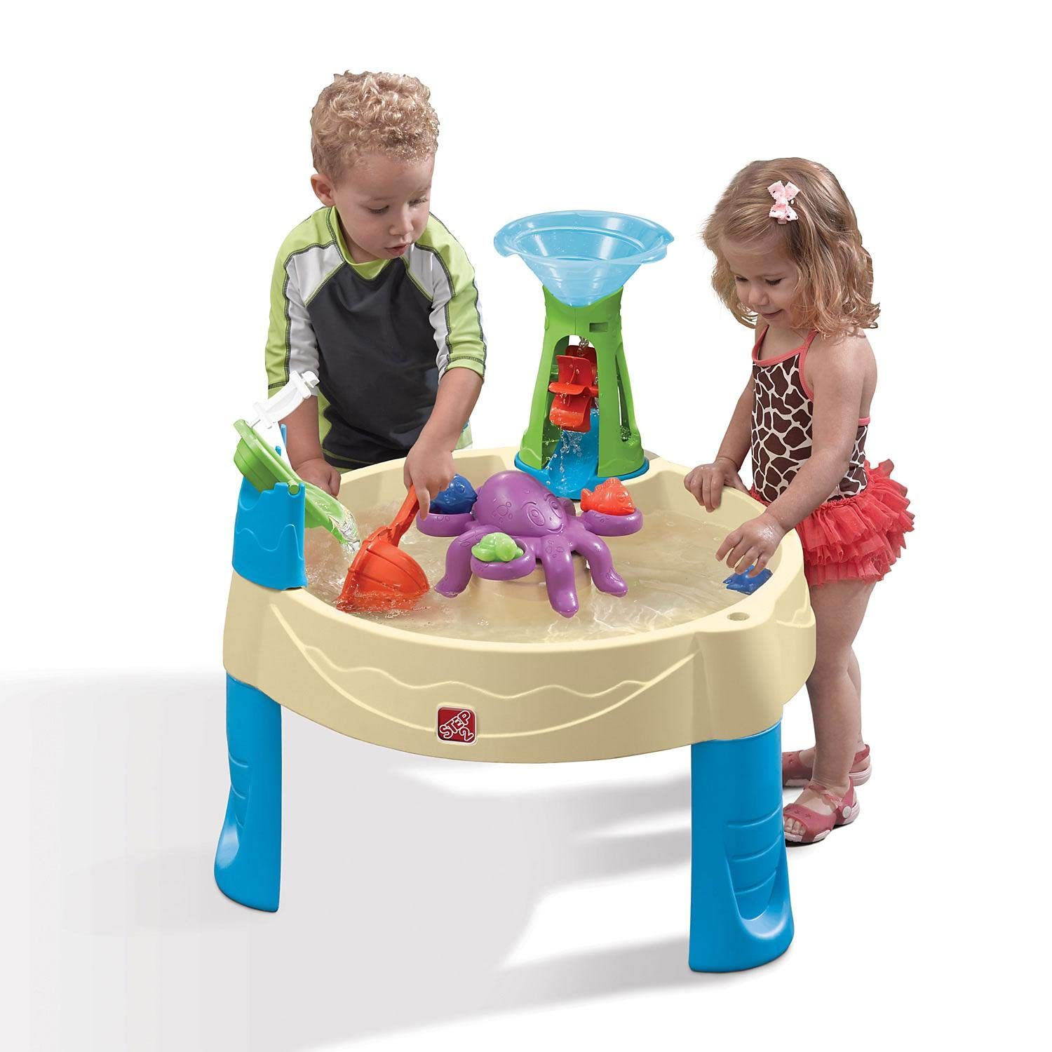 SC Products Water Table Wild Whirlpool Kids New Brand Step Piece Accessory Set First Steps Includes