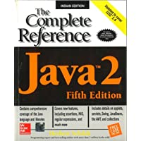Java 2: The Complete Reference, Fifth Edition (Old Edition) (Osborne Complete Reference Series)