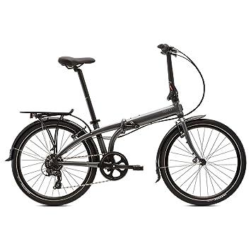 """Tern Faltrad Node C8 24"""" 8 Gang Klapp Fahrrad City Rad Faltbar Gepäckträger Kompakt Alu"""