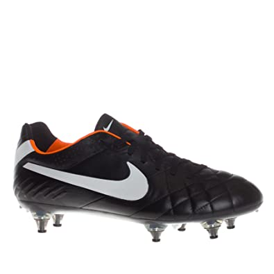 Nike Tiempo Legend Iv Soft Ground Football Boots - - Black