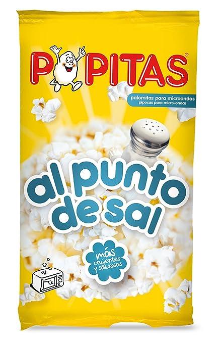 Popitas Palomitas Saladas para Microondas - 100 gr: Amazon.es: Amazon Pantry