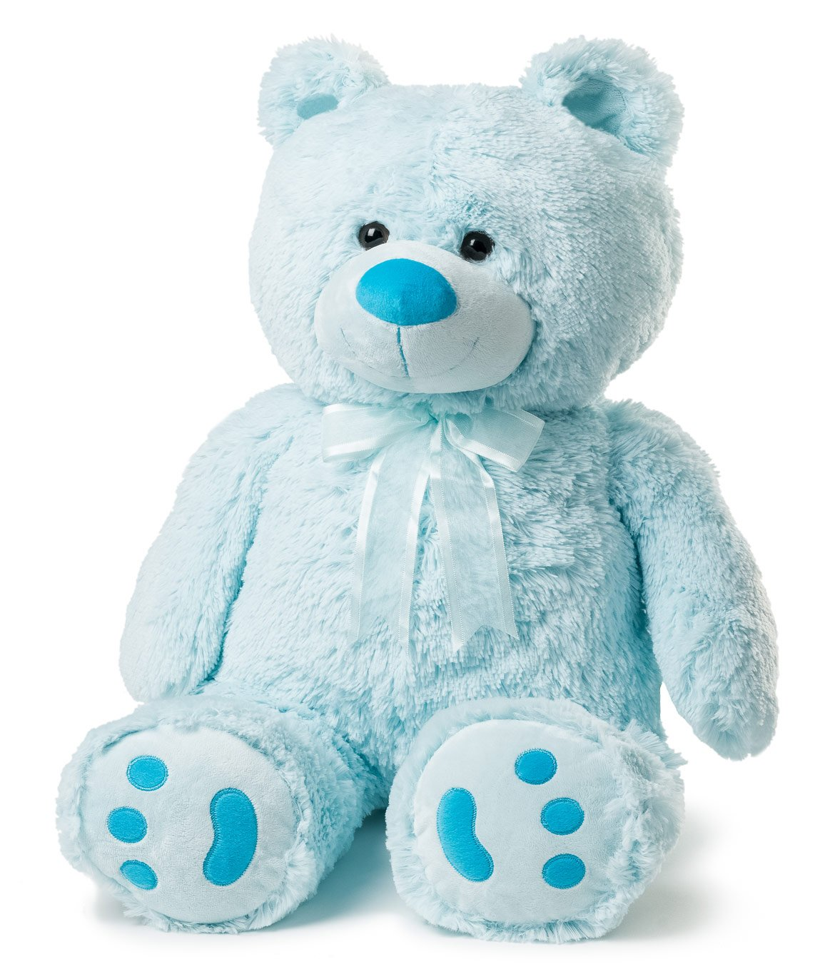 Amazon big teddy bear blue toys games altavistaventures Image collections