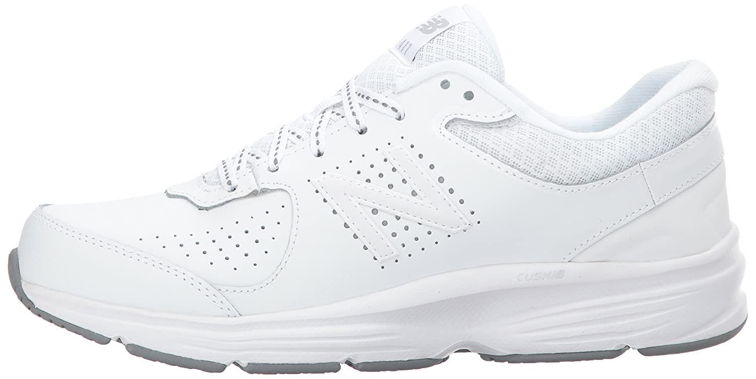 New Balance B00V3N9RC0 Women's WW411v2 Walking Shoe B00V3N9RC0 Balance 6 D US|White 9729c8