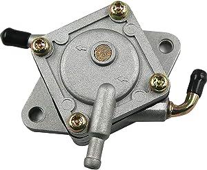 Amhousejoy Vacuum Fuel Pump Gas Pump 49040-2067 for Kawasaki Mule 500 520 550