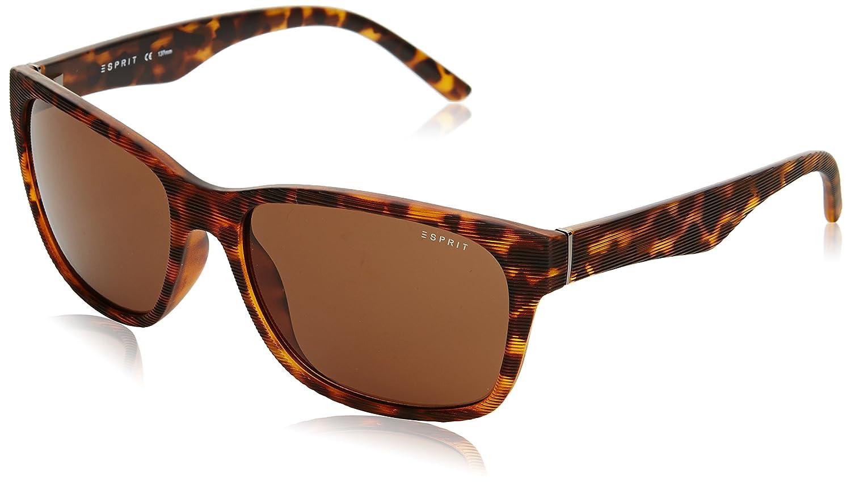 ESPRIT Eyewear Herren Sonnenbrille Braun Brown (Havana) One size IRV6JK