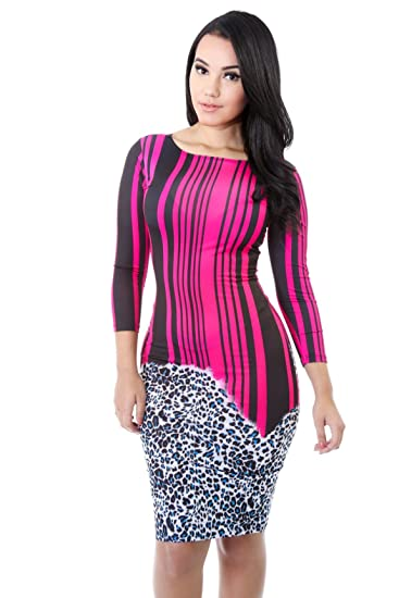 96deb322812 Amazon.com  GITI ONLINE Chetit-Up Dress  Clothing