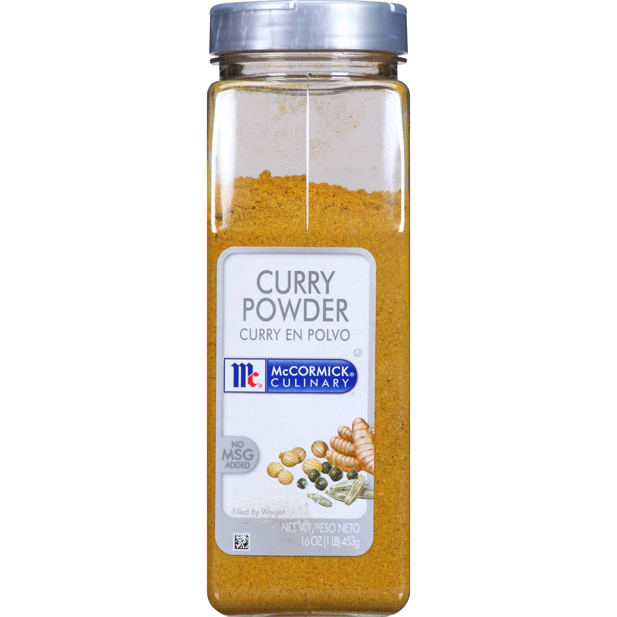 Mccormick Curry Powder - 1 lb. container, 6 per case by McCormick (Image #1)