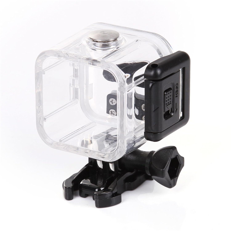 JOYOOO blanco Carcasa resistente al agua para cámara GoPro 4 session
