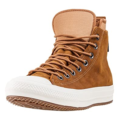 faccd69dc6d2 Converse Chuck Taylor All Star Waterproof Hi Boot Men s Shoes Raw Sugar  Egret 157461c (
