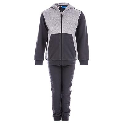 adidas Originals Boy's Baby Originals EQT Hooded Tracksuit 24M Grey