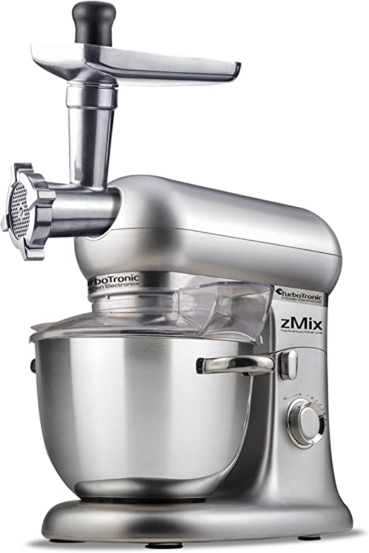 1800 Watt TurboTronic Retro robot de cocina multifunción zmixplus ...