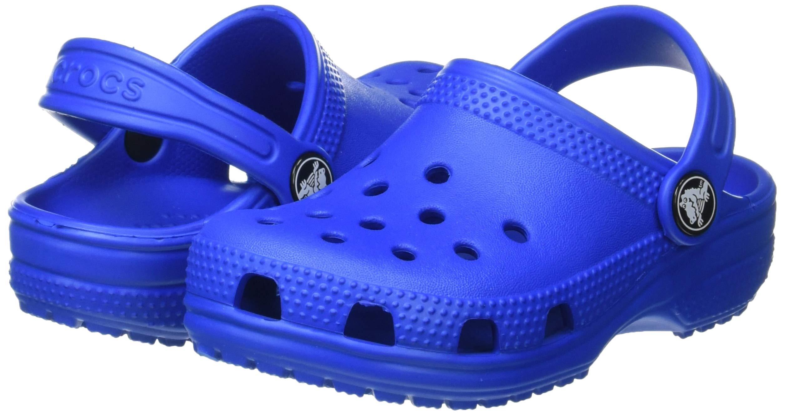 Crocs Classic Clog, Bright Cobalt, 13 M US Little Kid by Crocs (Image #5)