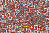 150 piece jigsaw puzzle Where's Wally? Grand party large piece (26x38cm)