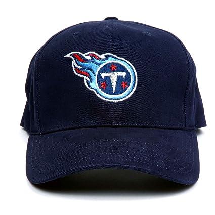 0ee5f573 NFL Tennessee Titans LED Light-Up Logo Adjustable Hat