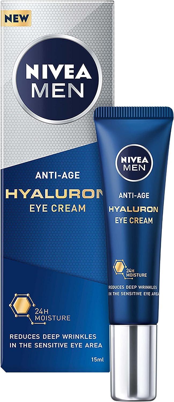 NIVEA MEN Hyaluron Contorno de Ojos Antiedad 15ml