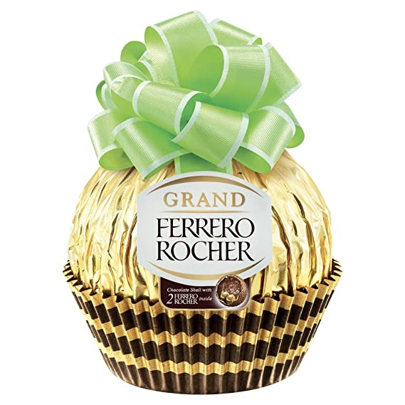 Ferrero Rocher Grande, Bombones Ferrero Rocher, 100 g