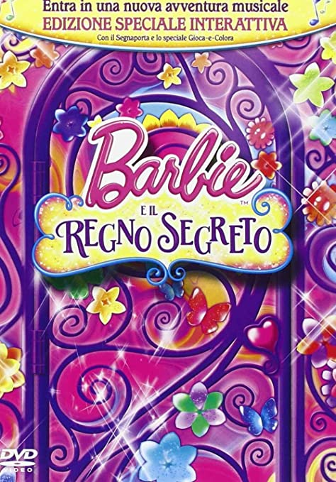 Barbie E Il Regno Segreto Se Amazonit Karen J Lloyd Film E Tv