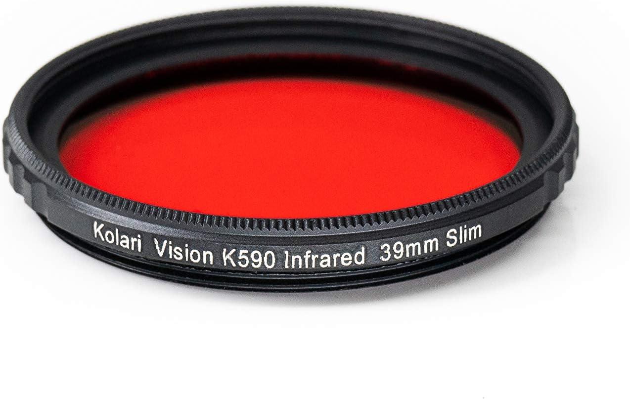 Kolari Vision Pro Infrared Lens Fitlers 39mm, K850