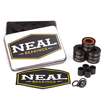 NEAL Precision Skate Bearings