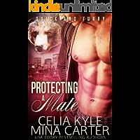 Protecting a Mate (BBW Paranormal Werebear Romance) (M&M Mating Agency Book 3)
