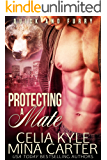 Protecting a Mate (BBW Paranormal Werebear Romance) (M&M Mating Agency Book 3)