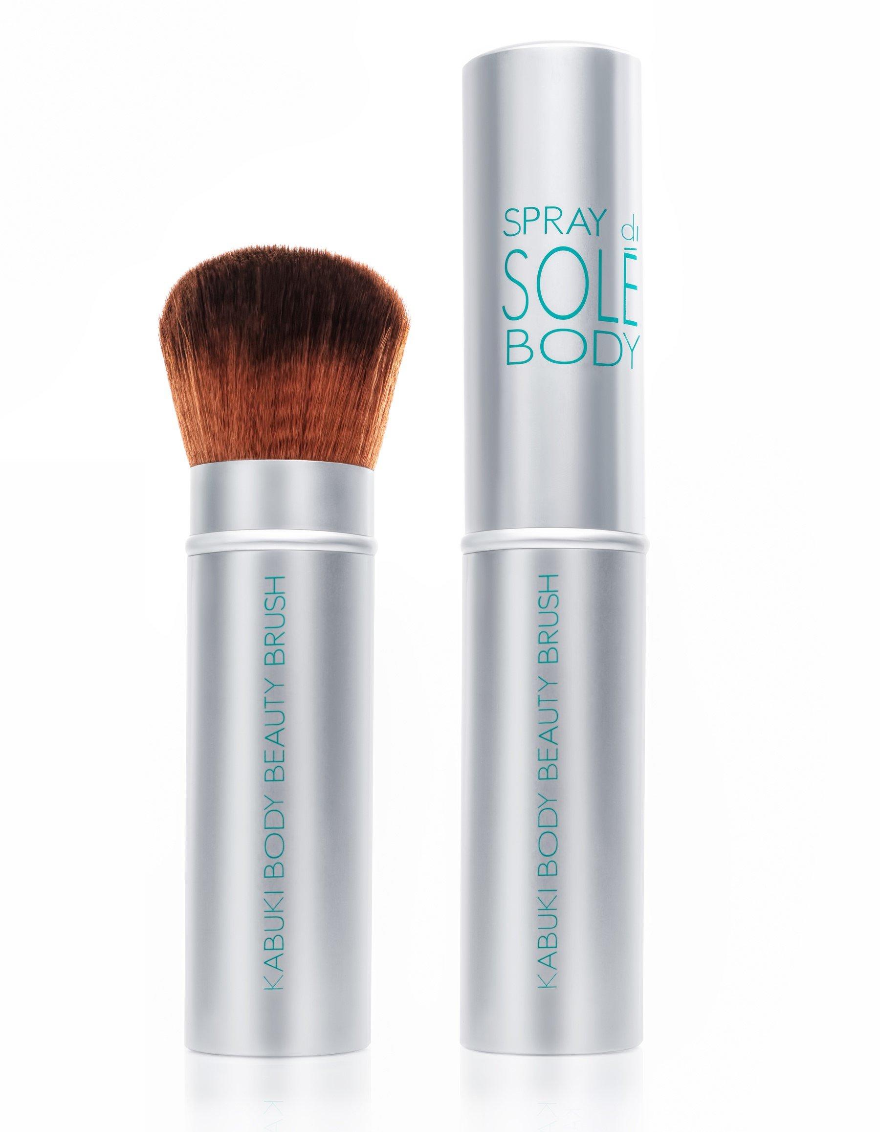 Spray di Sole - Kabuki Face & Body Beauty Brush