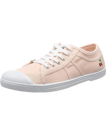 hot sale online 4f3c7 47d1c Le Temps des Cerises Basic 02, Baskets Femme