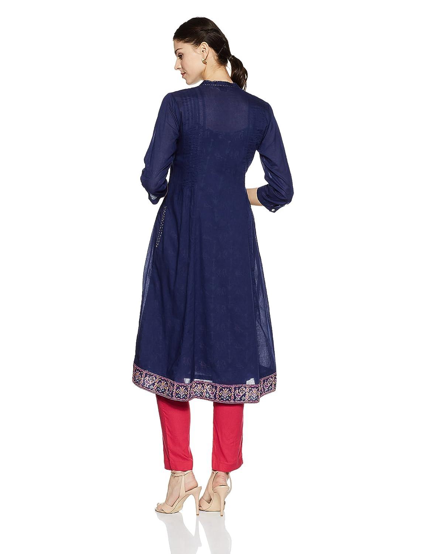 Women's Angrakha Kurta Collection 2021