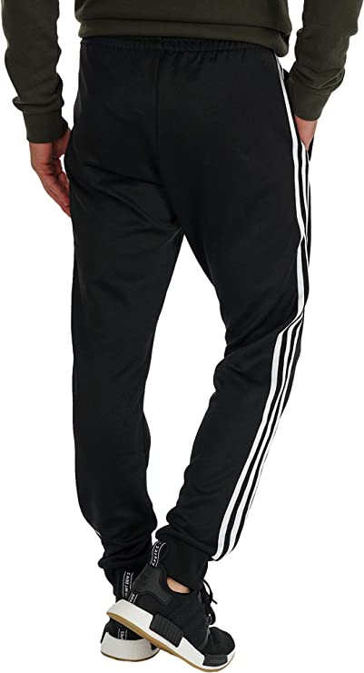 adidas 3 Stripes Pantalon Homme Rouge DV1547