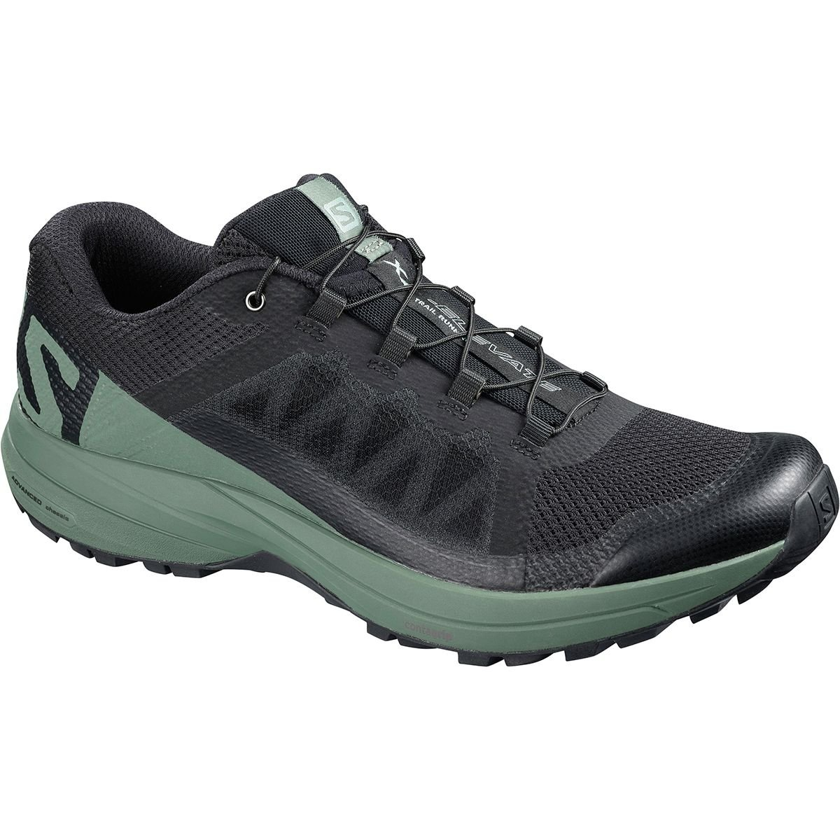 クラシック [サロモン] メンズ Shoe ランニング [サロモン] XA Elevate Trail Running US-7.5/UK-7.0 Shoe [並行輸入品] B07FN96NVM US-7.5/UK-7.0, スッツグン:d17c8cf9 --- sparkinsun.com