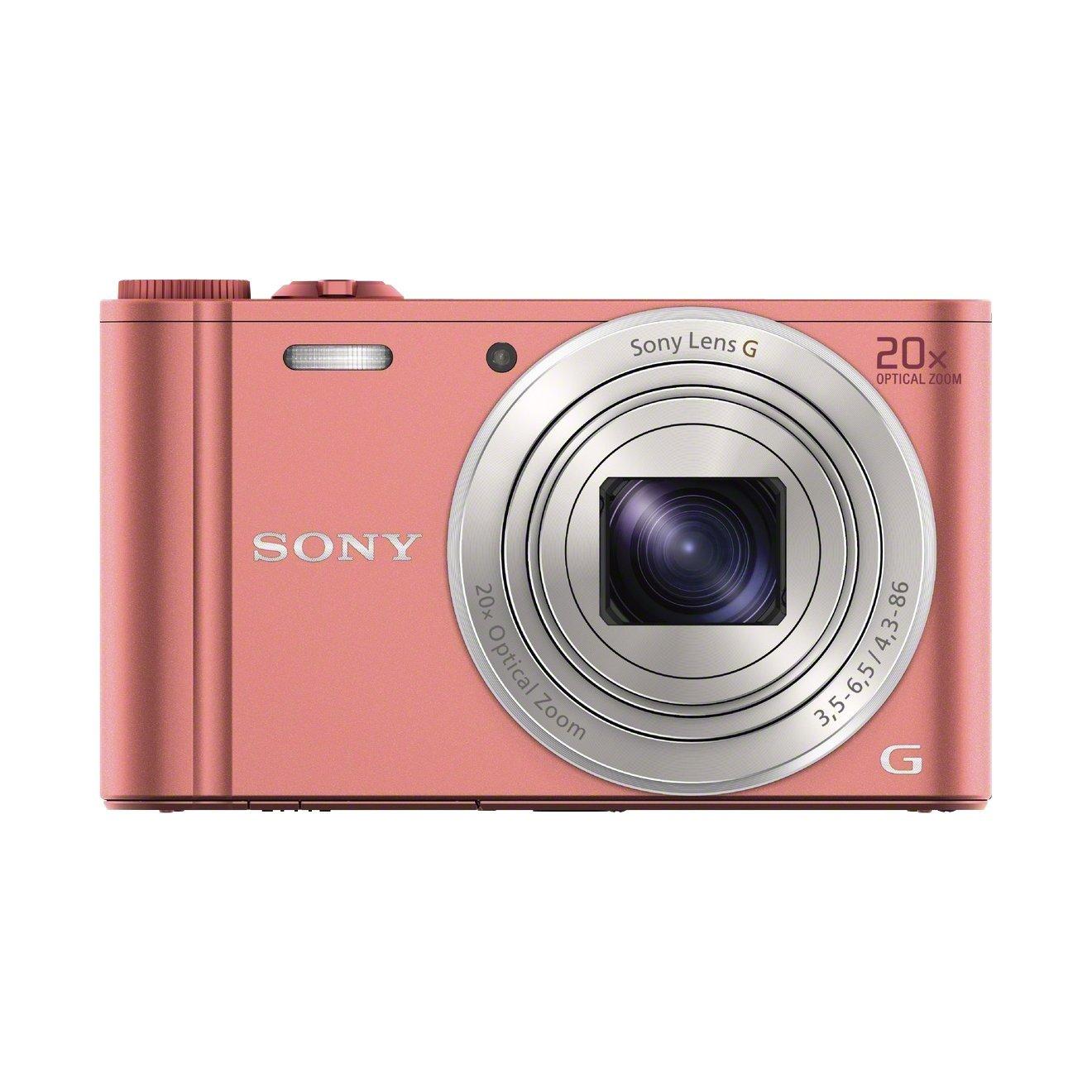 Sony DSC-WX350 Digitalkamera 3 Zoll pink: Amazon.de: Kamera