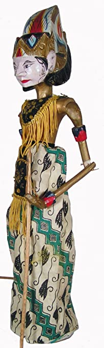 Amazon.com : Wayang Golek / Puppet / Garuda Dance : Other Products : Everything Else