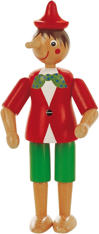 SEVI 81373 - Pinocho figura articulada [importado de Alemania]