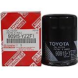 Genuine Toyota 90915-YZZF1 Oil Filter