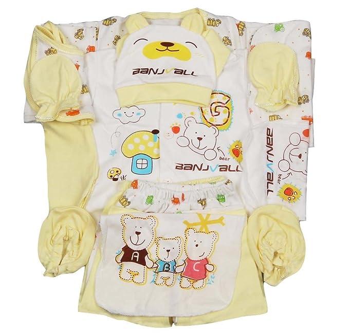Set de esenciales para recién nacidos, de la marca Jinyouju, con 18 ...