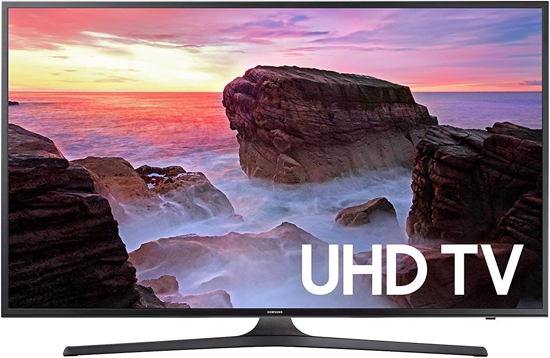 Samsung Electronics UN43MU6300 / UN43MU630D 40-Inch 4K Ultra HD Smart LED TV (Certified Refurbished): Amazon.es: Electrónica