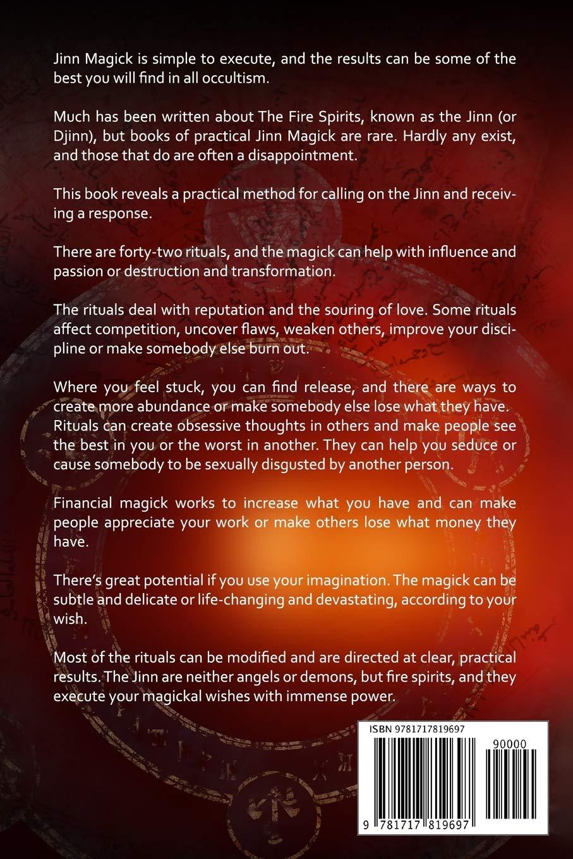 Amazon com: Practical Jinn Magick: Rituals to Unleash the Powers of