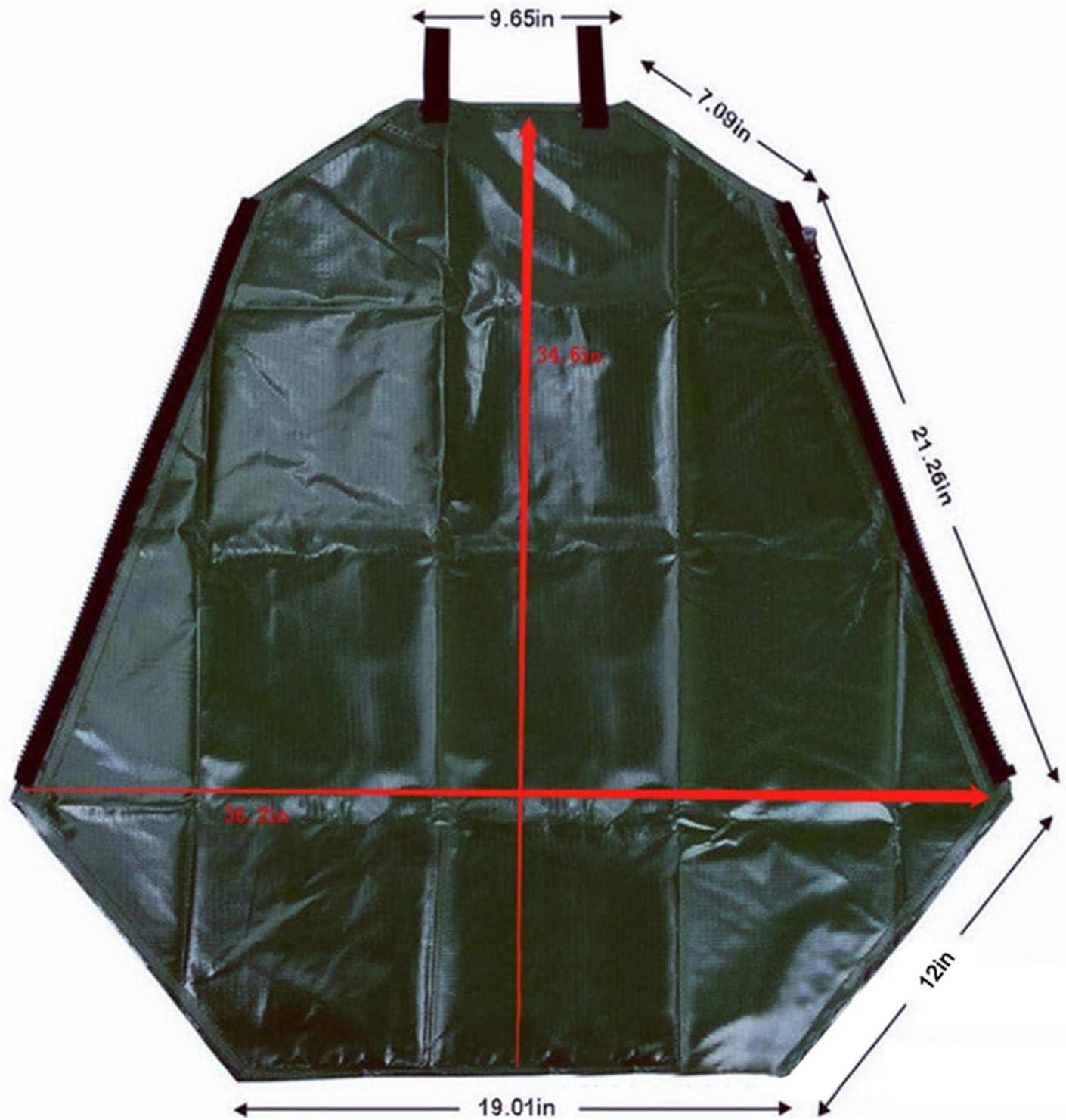 20 Gallonen Baumbewässerungsbeutel mobile Tröpfchenbewässereung Baumbewässerung