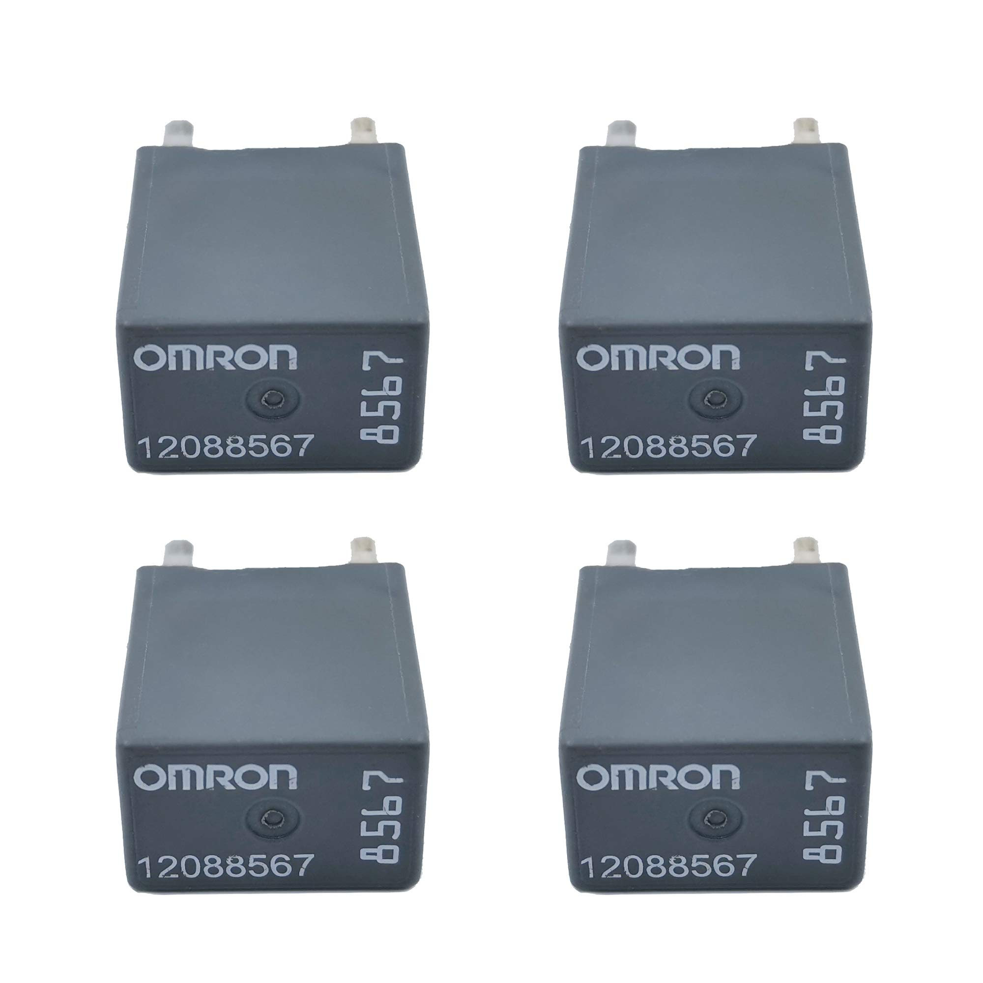 2 Pack Air Conditioner Relay OEM Replace 90987-02028 Magnet Clutch Relay A//C Relay Switch For Toyota 4Runner 2002-2011 Corolla Sienna RAV4 Prius Lexus