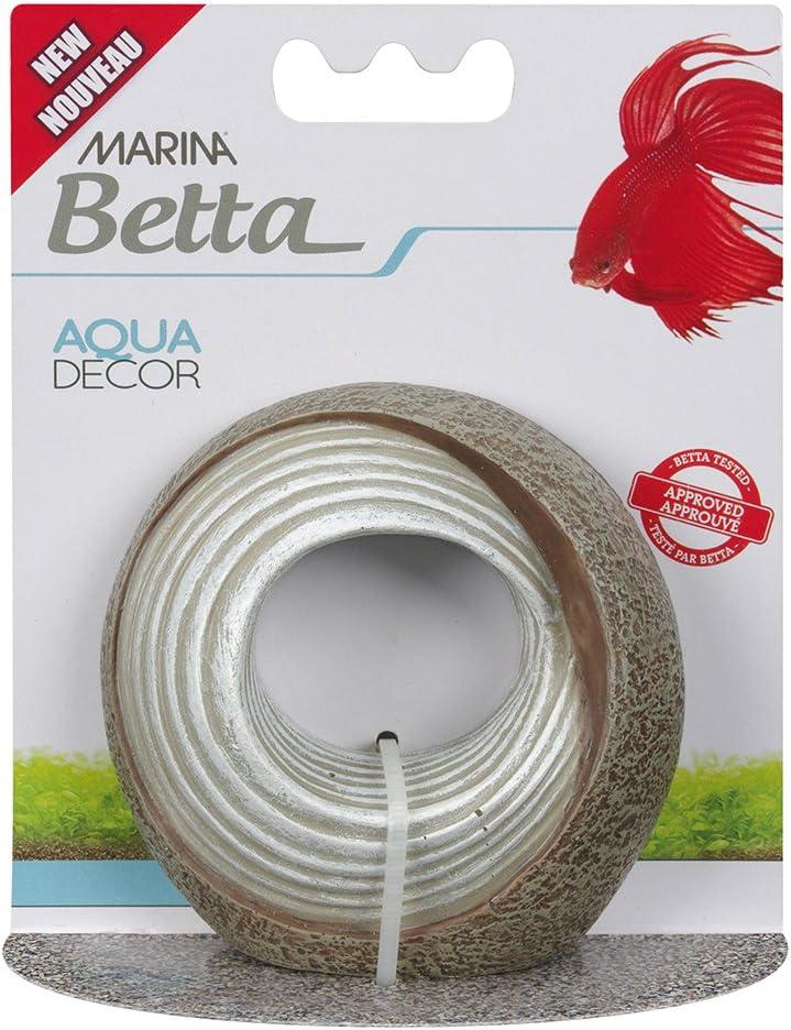 Marina Betta Ornament, Stone Shell