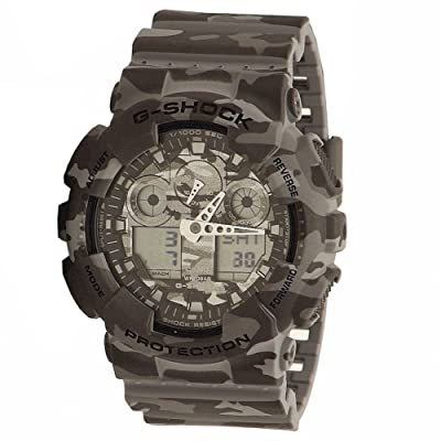 Camouflage patterns (the whole watch)