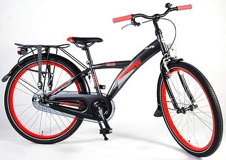 Volare Bicicleta Niño Chico 24 Pulgadas Thombike City Freno ...