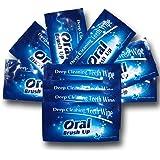 EZ LIFE Oral Hygiene Travel Disposable Teeth Wipes (30pcs)